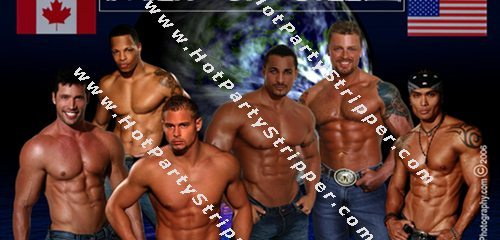 houston male revue